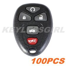 Wholesale 100P Replacement For Cadillac DTS Fob Keyless Entry Remote 15912860 5b