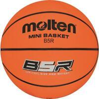 molten Basketball Trainingsball Ball orange Outdoor Gummiball Kinder Gr. 5