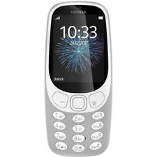 Nokia 3310 2017 Dual SIM gris móvil Micro USB 2.0 mp3 Player 2,4 pulgadas Display