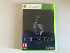 RESIDENT EVIL 6 - Xbox 360 - Complet en version française