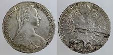 pci0090) Tallero 1780 tipo Maria Teresa Austria - Zecca ROMA