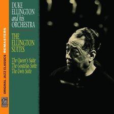 Ellington Suites - Duke Ellington (2013, CD NEUF) Remastered