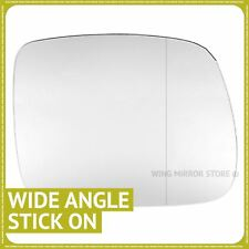 Right side for Mercedes Viano (W638) 1996-2003 Wide angle wing mirror glass