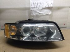 2002 2003 2004 2005 Audi A4 S4 OEM Right Xenon HID Head Light Lamp #A590