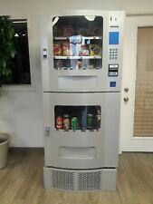 Combination Snack and Drink vending Machine Seaga Sm23/Grey