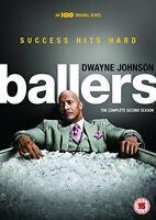 Ballers - Season 2 [DVD] [2016] [DVD][Region 2]
