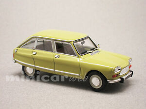 CITROEN AMI 8, voiture miniature 1/43e NOREV 153538