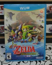 Legend of Zelda Wind Waker HD - NEW Sealed -- First Print --