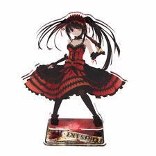 Anime DATE A LIVE Tokisaki Kurumi Acrylic Stand Figure Cool Gift