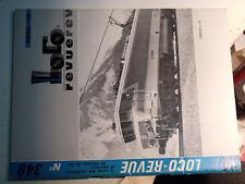14µµ Revue Loco Revue n°349 avec encart couleur Loco type 021 / CC 21001 150E