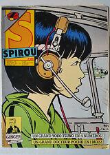b)Spirou 2388 du 19/01/1988; Recit complet Ginger