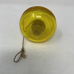 Vintage Yellow Duncan Imperial Yo Yo