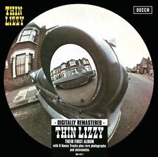 THIN LIZZY Thin Lizzy S/T Self-Titled CD BRAND NEW