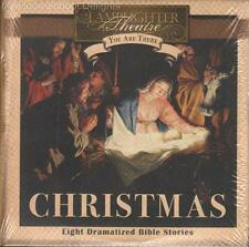 NEW Lamplighter Theater Audio CD Set CHRISTMAS You Are There Bible Stories