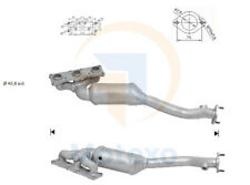 Catalytic Converter BMW 730i 258bhp  N52  E65, E66  Front 3/2005>10/2008