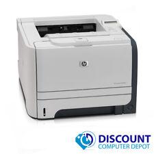 HP LaserJet P2055dn Laser Monochrome Printer Tested CE459A W/ No Toner