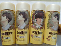 BTS Member Face Illustration x Cold Brew Collection  x Vanilla Latte (No Drink)