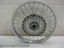 04 KX85 KX 85 Front wheel rim disc rotor 42