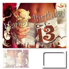 Geburtstag Glückwunschkarte Geburtstagskarten #080 DigitalOase 73