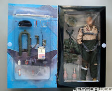 "1/6 F117A Night Hawk Pilot by Dragon 12"" figure Lt. Col. Moondog Stealth Fighter"
