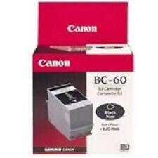 CANON BC-60 BLACK INK BJ CARTRIDGE for BJC-7000 BJC-8000 BJC-700J BJ F800