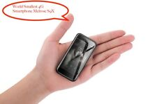 "Smallest 4G LTE Smartphone Melrose S9X 2.45"" Android Super Mini Ultra Slim Phone"