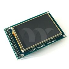 "2.4"" inch TFT LCD Module Display 320 x 240 +Touch Panel PCB adapter color screen"