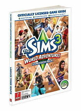 The Sims 3: World Adventures: Prima Official Game Guide (Prima-ExLibrary