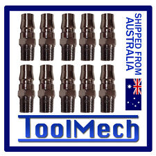 10 PC AIR FITTING NITTO STYLE MALE COUPLER HOSE FITTINGS AIR COMPRESSOR 20PM