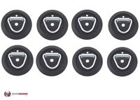 8 x Lashing Rings & Base Tie Down for Horsebox Trailer Ifor Williams Pickup