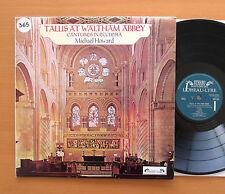 SOL 337 Tallis At Waltham Abbey Michael Howard 1974 NEAR MINT + insert