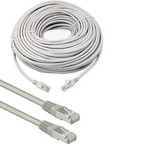 50M High Quality RJ45 Cat6 Gigabit Ethernet Network Modem PC LAN UTP Cable Lead