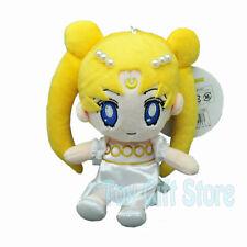 "Princess Serenity 7"" Sailor Moon Plush Doll Figure"