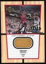 Michael Jordan 2000 UD Century Legends MJ Final Floor Jumbos #7 Last Dance Game