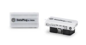 Genuine VW Volkswagen Data Plug Connectivitiy Connect Bluetooth Smartphone OBD