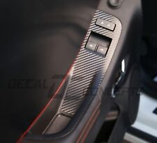2012-2015 Camaro Carbon Fiber Door Switch Panel Trim Accent Decal kit- Chevy (2)