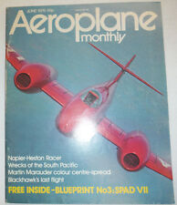 Aerophile Magazine Bell XV-3 Kingman Pictorial Vol.2 No.1 1979 041015R