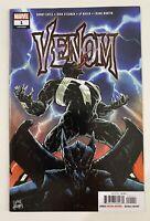 Venom #1-4 (Marvel, 2018)