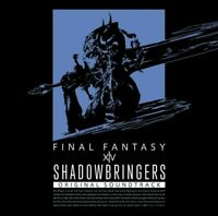 NEW SHADOWBRINGERS FINAL FANTASY XIV Original Soundtrack Blu-ray Ltd/Ed IMPORT