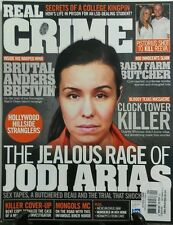 Real Crime Sept 2016 The Jealous Rage of Jodi Arias Pistorius FREE SHIPPING sb