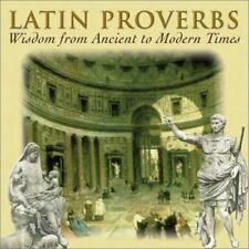 Latin Proverbs: Wisdom from Ancient to Modern Times (Artes Latinae) by Waldo E.