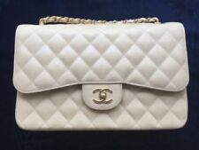 CHANEL Beige Bags & Handbags for Women