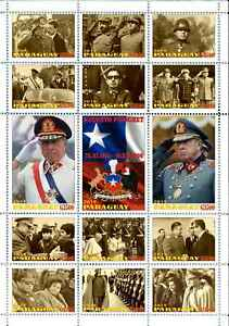 memory dictator Augusto Pinochet President Chile Paraguay 2019