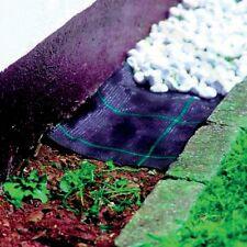 Unkrautmatte Pflanzenschutz Baumschutz, 2 x 5 m, UV-stabilisiertes Polypropylen
