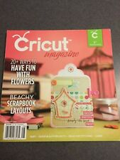 Cricut Magazine August 2011 Fun With Flowers Projects Scrapbooking Paperback