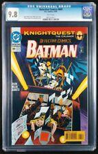 Detective Comics #669 CGC 9.8! White Pages! (DC Comics 1993)
