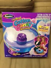Real Cotton Candy Maker Kids Party Home Electric Counter Machine by Rose art