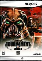 Unreal Tournament 2004 Editor's Choice Edition Pc New XP Beast Of A Shooter Game