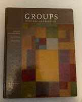 HSE 112 Group Process I: Groups : Process and Practice - Free Shipping