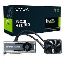 EVGA NVIDIA GeForce GTX 1080 Ti SC2 HYBRID GAMING 11 gb Gddr 5X 352 Bit PCI Tarjeta
